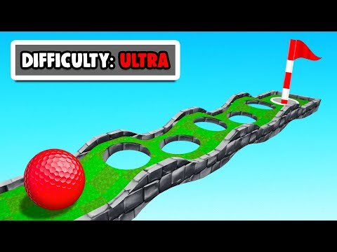 Golf It With ULTRA DIFFICULTY Activated!