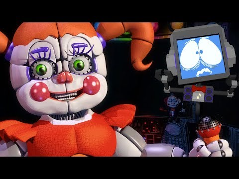 SISTER LOCATION! - Five Nights at Freddy's ► Fandroid the Musical Robot!