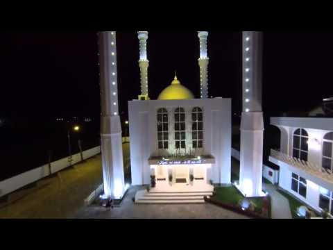 Amazing Athan and Mosque in Durrës Albania