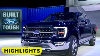 2021 Ford F-150! Everything revealed in under 8 minutes (supercut)