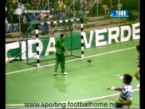 Andebol :: 10J :: Sporting - 21 x ABC - 22 de 1988/1989