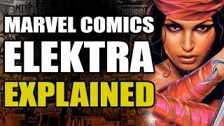 Marvel Comics: Elektra/Daredevil Explained