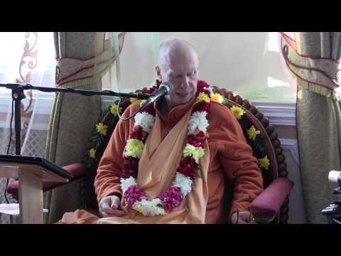 Шримад Бхагаватам 3.3.7 - Бхакти Чайтанья Свами