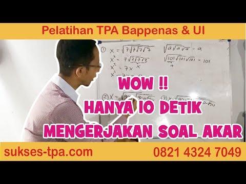 wow-!-hanya-10-detik-mengerjakan-soal-akar-simak-s2-ui-|-sukses-tpa.com-|-wa-0821-4324-7049