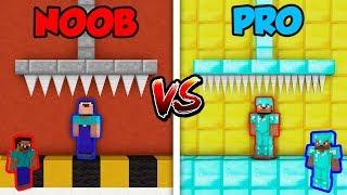 Minecraft NOOB vs. PRO: WAYS TO DIE in Minecraft! | AVM Shorts Animation