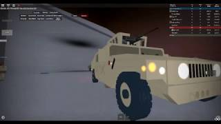 Kunar Province Afghanistan, USMC Deployment [USM] [ROBLOX]