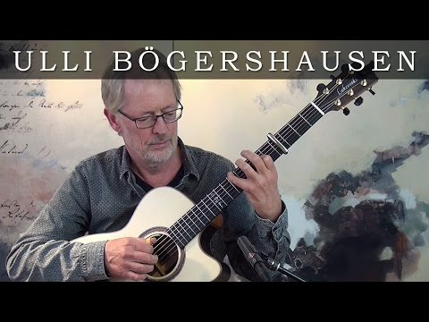 Ulli Boegershausen - Because of You (by Kelly Clarkson)