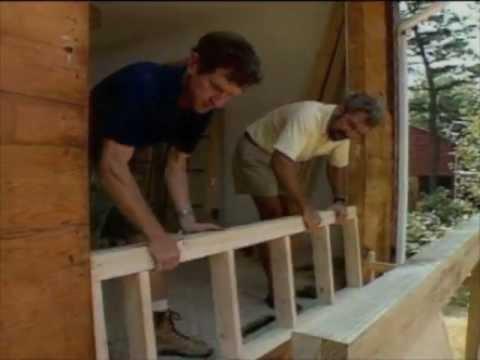 Installing a Box Bay Window - Bob Vila
