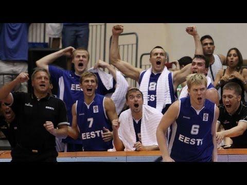 Gert Dorbeku viigistav kolmene  - Iisrael vs. Eesti