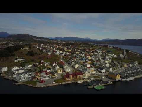Kristiansund DJI mavic pro