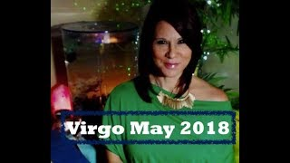 Virgo May 2018 Tarot Reading Uranus Unexpected Surprises in 9th House