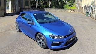 Volkswagen Scirocco R 2015 Videos