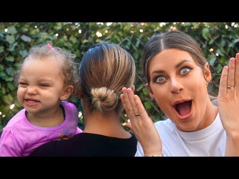 How Do You Make A Baby Smile?! | Hannah Stocking