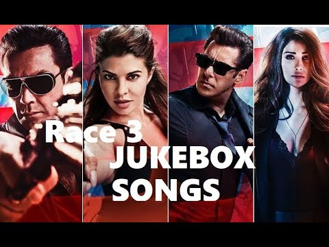 Race 3 Movie Songs jukebox | Salman Khan | Bobby Deol | Jaqueline F. | Daisy Shah