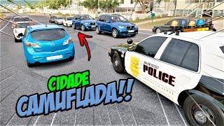 AS PERNAS TREMEU!! QUASE!! - CIDADE CAMUFLADA - FORZA HORIZON 3