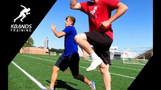 New Dynamic Warmup For Speed | Great For Football, Track and Baseball