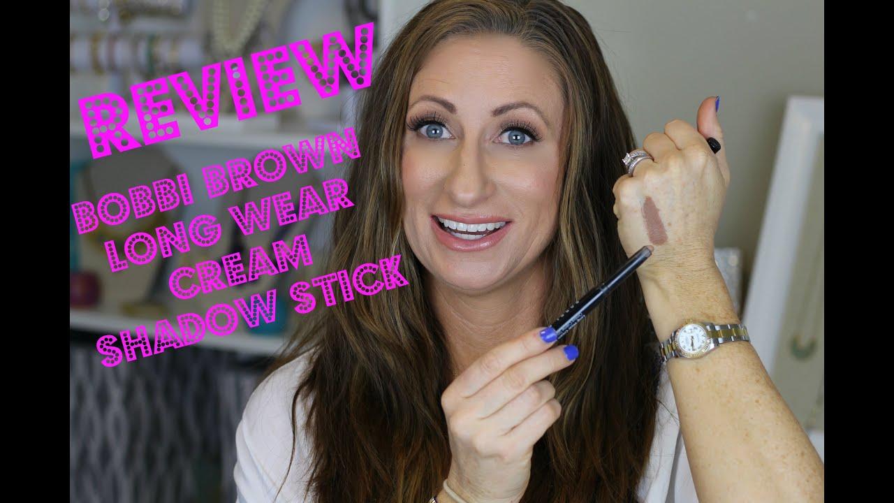 Review Demo Bobbi Brown Longwear Cream Shadow Stick In Taupe