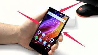 Лучший БЕЗРАМОЧНЫЙ смартфон за 100 баксов!