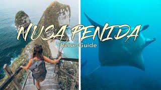 Die SCHÖNSTEN ORTE auf NUSA PENIDA - Der ultimative Backpacker Guide