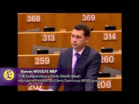 EU expansionists are the new colonialists - - @Steven_Woolfe @UKIP MEP
