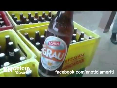 Falsificação de cerveja Glacial em Skol, Antartica e Brahma