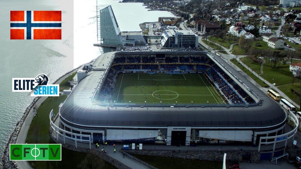 Norway Eliteserien 2019 Stadiums Youtube