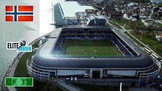 Norway Eliteserien 2019 - Stadiums