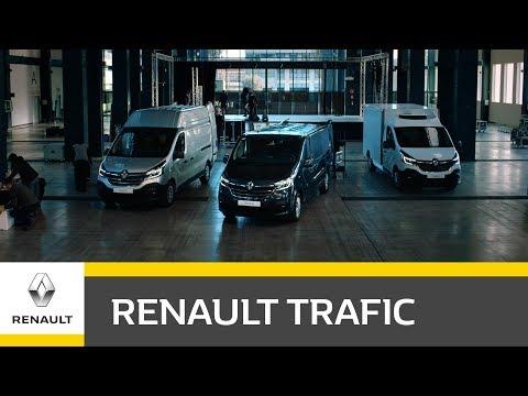 Neuer Renault TRAFIC