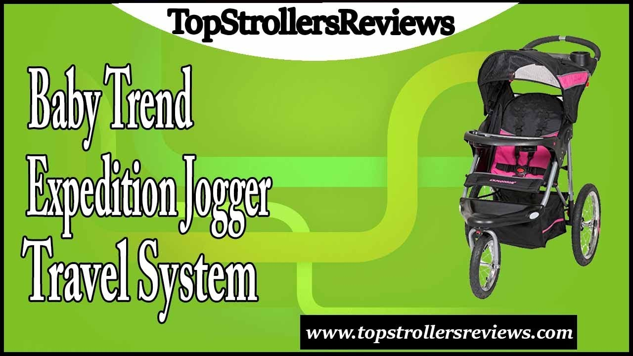 d7bd727df679d Baby Trend Expedition Jogger Travel System Review - YouTube