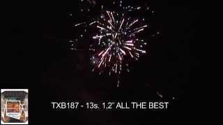 Fajerwerki TXB187 All The Best 13s 1.2