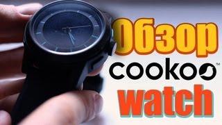Обзор Cookoo smart watch