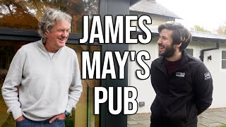 James May Invited Me To His New Pub!