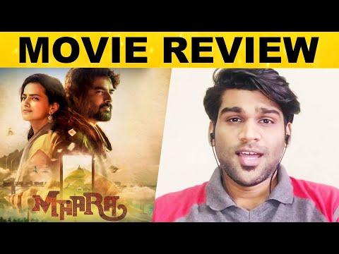 Maara Movie Review   Madhavan   Shraddha Srinath   Dhilip Kumar   Ghibran   HD