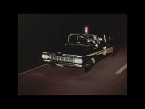 1959 Delco Remy - Parts Commercial - Indiana State Police - Chevy Biscayne