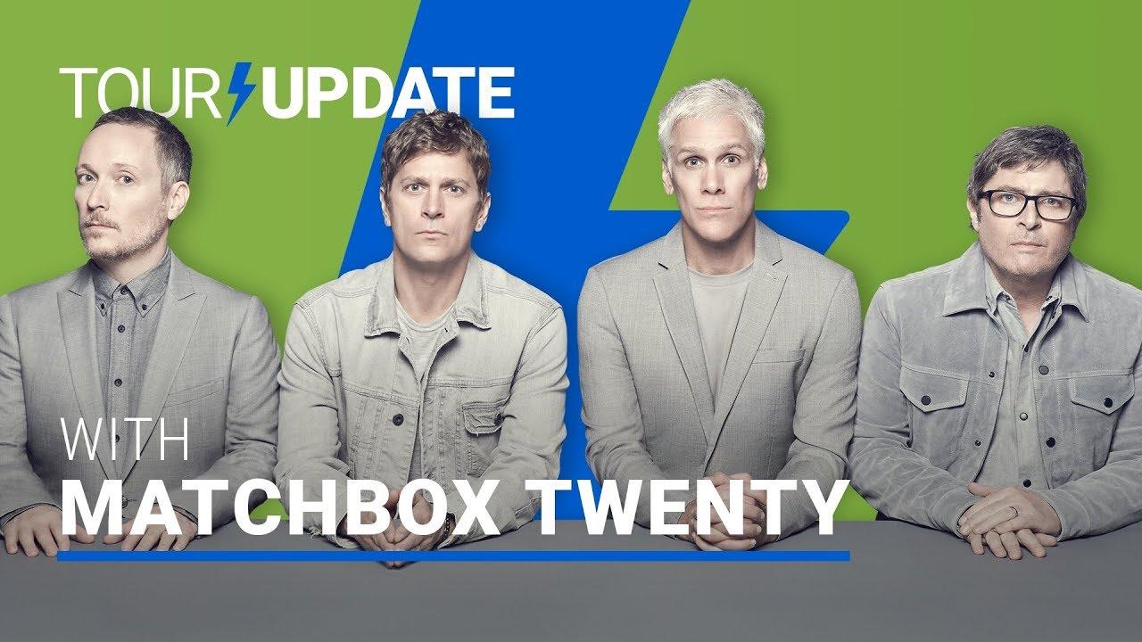 Tour Update  Matchbox Twenty Paves The Way For 2020 Summer Tour