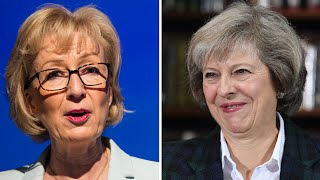 Theresa May Will Face Andrea Leadsom in Run-Off for U.K. PM