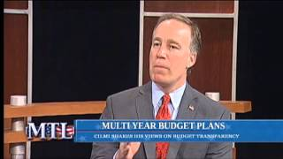 Suffolk Legislator Tom Cilmi On Budget Challenges