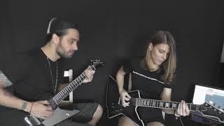 "PanterA - Goddamn  Electric by Attila and Merci - ""Master & Student"""