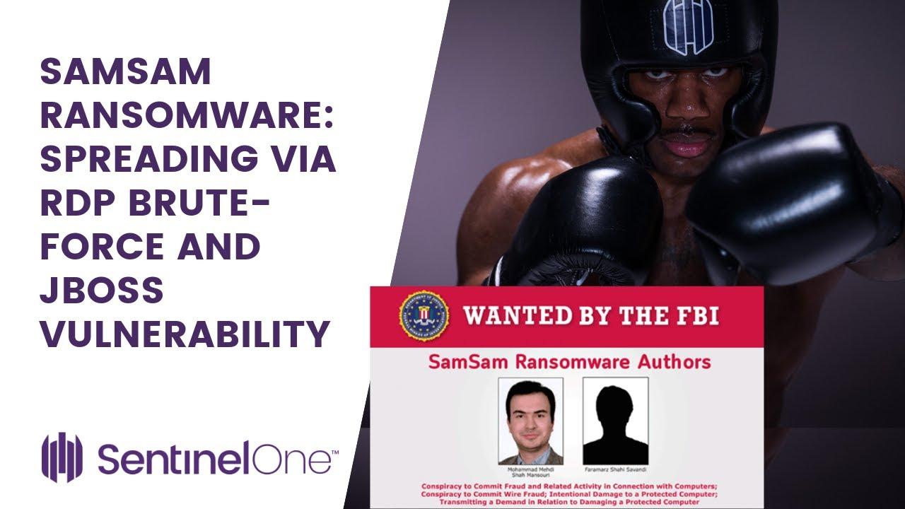 Samsam Ransomware hits City of Atlanta IT Systems