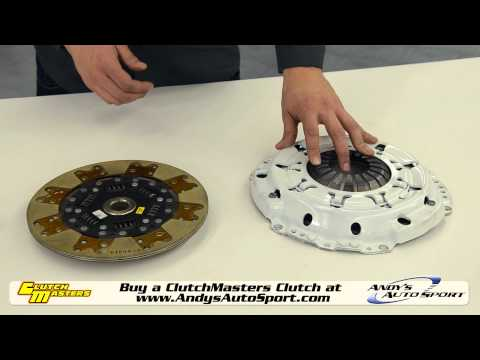 Clutch Masters Clutches: Which One to Choose? Presented by Andy's Auto Sport