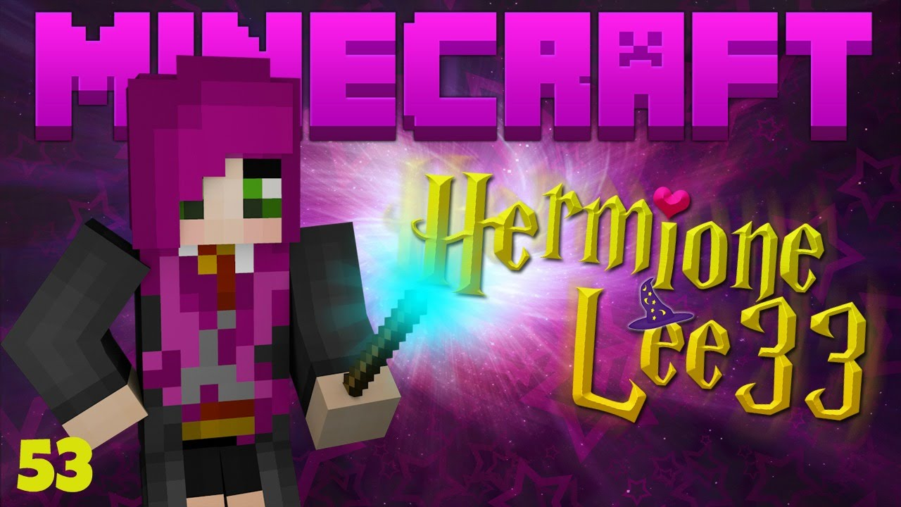 Hermione Lee33 Masters Witchery! Ep 53 Summoning A Familiar! | Amy Lee33