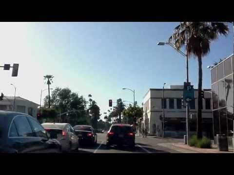 Drive with me and eye shoping on Rodeo dr and Beverly hills.