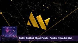 Reality Test feat. Shanti People - Passion