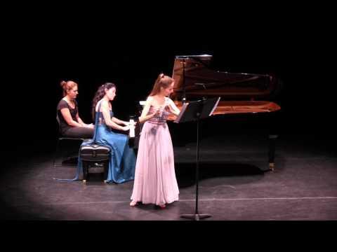 BICMC - The Art of Duo - Final Round, Inez Popko and Nadejda Tzanova