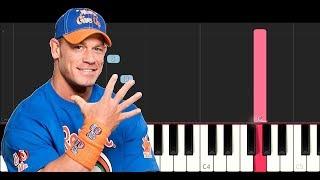 john-cena-theme-piano-tutorial