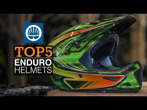 Top 5 - Enduro Helmets