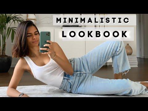 Minimalistic Look Book // Scandinavian Style