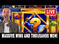 🔴 LIVE SLOTS & MASSIVE WINS 💰🎰 MORE than a Double Up! 🎉 PlayChumba Social Casino BCSlots #AD