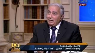 العاشرة مساء| الفرق بين التنوير والتطرف والإساءة  للإسلام عند الشاعر فاروق جويدة