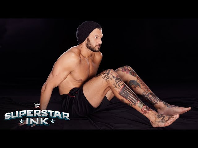 Fandango Gives An Amazing Tour Of His Many Tattoos You Never See On Tv